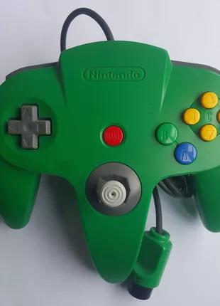 Джойстик геймпад для игровой приставки Nintendo N64