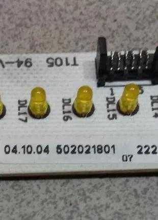 Плата индикации Ardo 502021801 стиральная машина