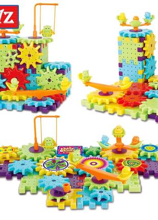 Игрушка развивающая. 3D конструктор Funny Bricks для детей