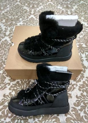 Зимние женские ботинки UGG Highland Snow Boots, UK4,5, оригинал