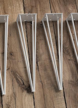 Ножка из металла 1147, h-450мм