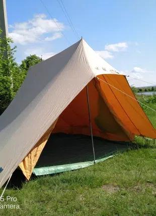Палатка 3-4 місна.