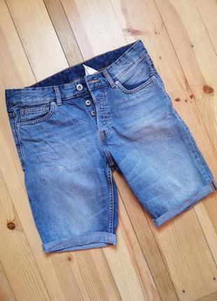 Мужские джинсовые шорти