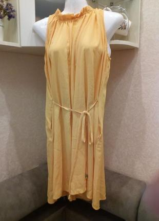 Яркое платье балахон. s платье балахон. s   №407             р...