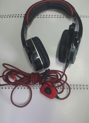 Игровые наушники с микрофоном Trust GTX 340 7.1