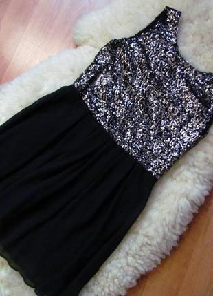 Нарядное платье, m-l