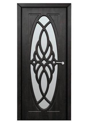 Межкомнатная дверь Орхидея ПО