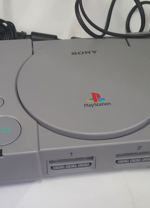 Sony Playstation PS One ps 1 SCPH-7502 PAL оригинал