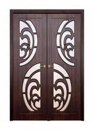 Межкомнатная дверь Прибой ПО