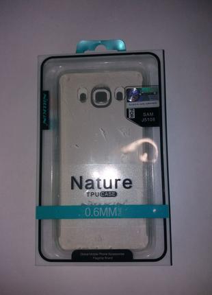 Чохол для телефону Samsung j510 2016 чехол накладка бампер