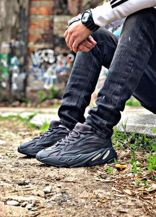 Adidas yeezy boost 700 kanye west black