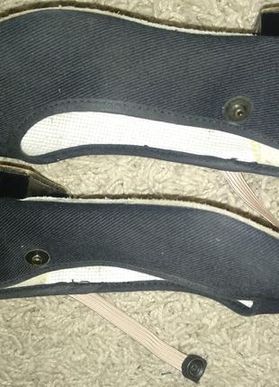 Katz бальные туфли обувь для танцев детские (Англия) 20,5 см