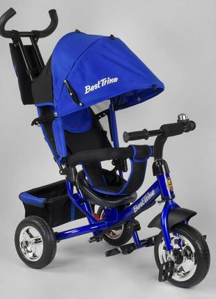 Детский трехколесный велосипед Best Trike 6588 - 15-787 Синий
