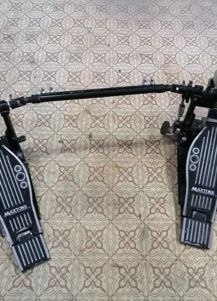 Двойная педаль Maxtone, кардан