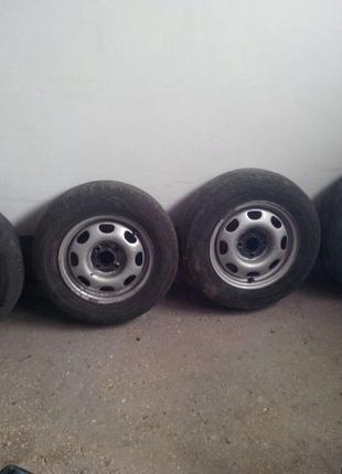 Диски Volkswagen R13