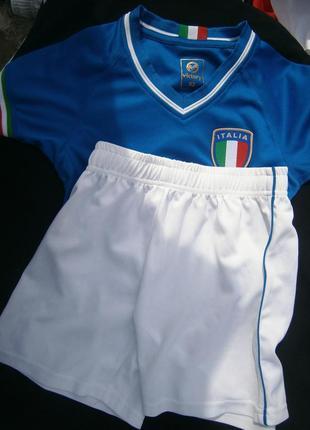 Футболка+шорти
