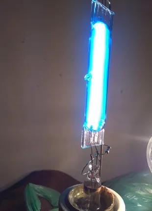 Лампа бактерицидная, кварцевая, озоновая 150-300W
