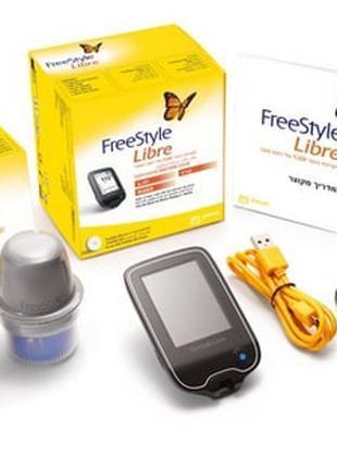 FreeStyle Libre система постоянного мониторинга глюкозы в крови