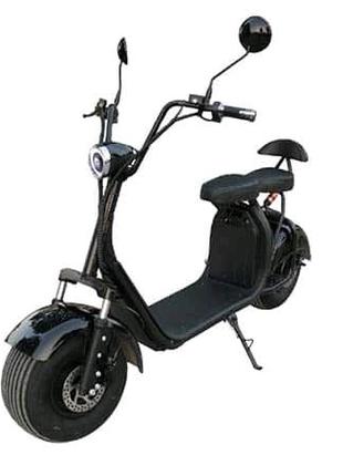 Электробайк SEEV CityCoco Mini Black.