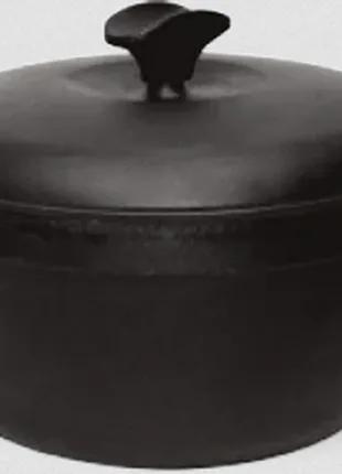 "Кастрюля (260х130 мм., 5,5 л.) ""Термо"" с крышкой"