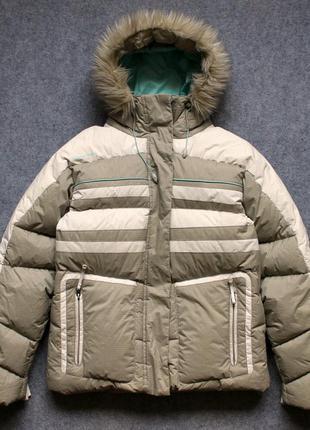 Куртка зимняя пуховик quechua