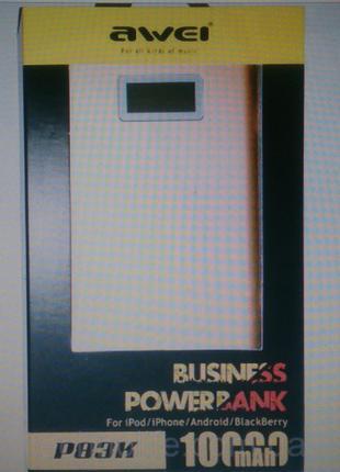 Power bank Awei P83