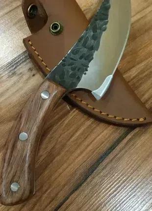 Нож Кованый ручной работы.