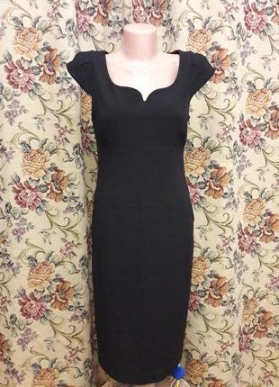 Sale платье карандаш. черное платье