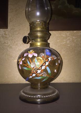 Керосинова лампа Отто Мюллєр Берлін (OTTO MULLER-BERLIN)