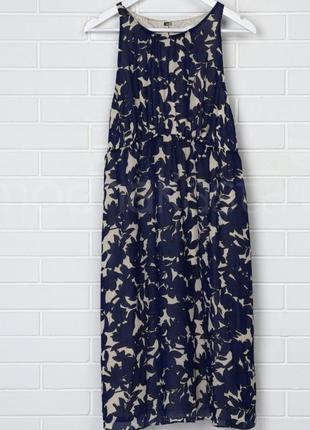 Красивое летнее женское платье h&m, большой размер, сток
