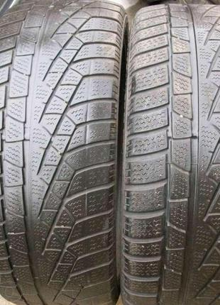 шини зимові бу 225/50 R17 Pirelli Sottozero Winter 210