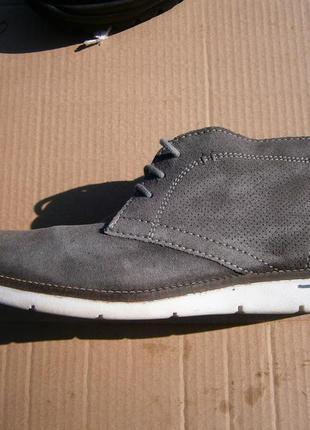 Ботинки nebulus оригінал натуральний замш