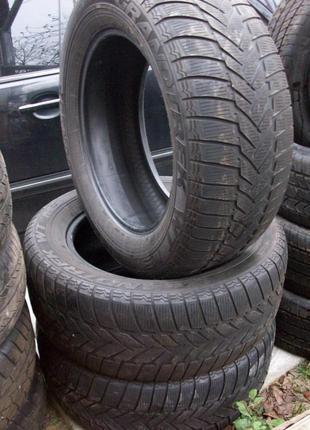 шина бу 275/55 R19 Dunlop Grandtrek WT M3