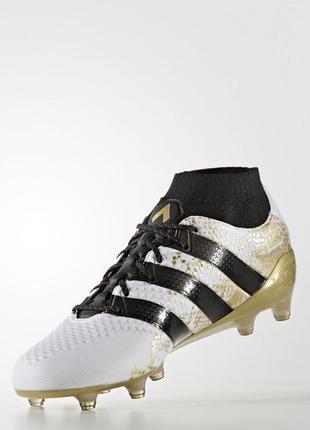 Футбольные бутсы adidas ace 16.1 primeknit fg s76474 оригінал