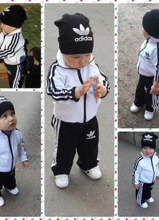 Детский спортивный костюм для мальчиков