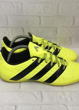 Футзалки adidas ace 16.4 бампы кросівки кроссовки футбольная о...