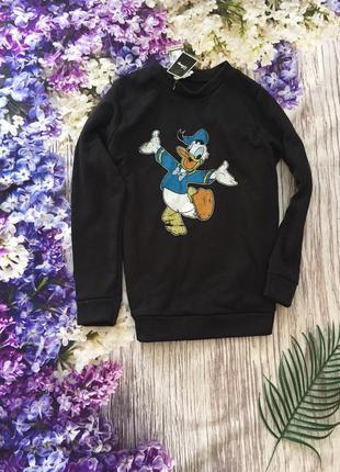 Байка худи свитшот disney кофта свитер флисовый