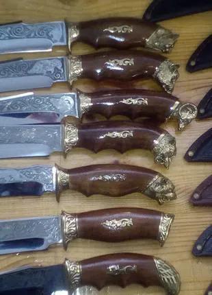 Нож охотничий Волжанин