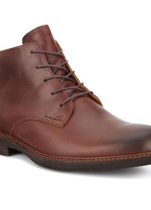 Ботинки ecco kenton plain toe boot оригінал