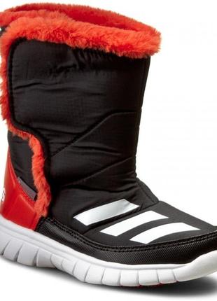Снегоходы adidas lumilimi k aq2604 оригінал