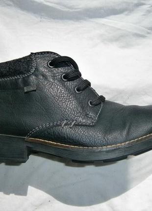 Ботинки зимові rieker оригінал