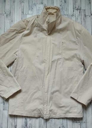 Куртка ветровка modisto classics мужская бежевая
