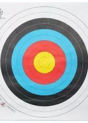 Мишень для стрельбы из лука 122мм