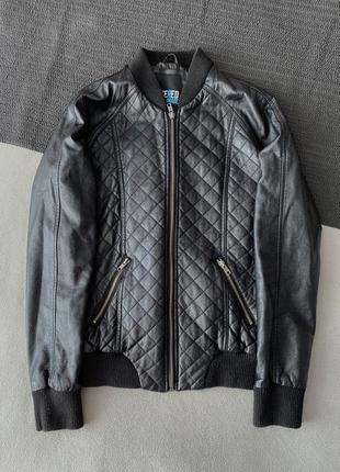 1+1=3 куртка/кожанка ❤️