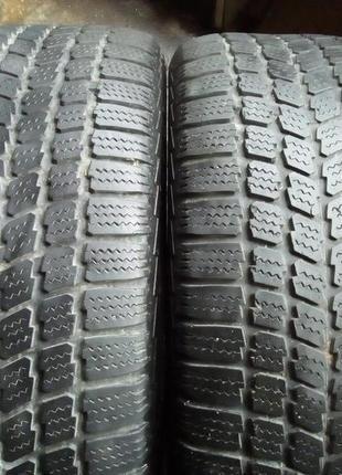 шини зимові бу 215/55 R16 Maxxis WinterMaxx