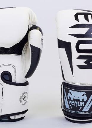 Перчатки боксерские PU на липучке VNM CHALLENGER