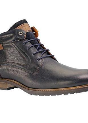 Ботинки australian footwear conley blue оригінал натуральна ко...