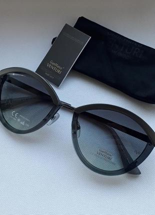 Солнцезащитные солнечные очки лисички бренда gmventuri италия