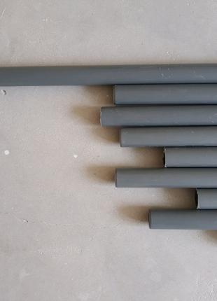 Остатки канализационных труб