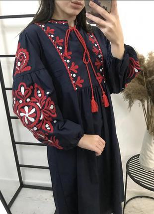 Вышиванка вишиванка платье нарядное вишивка